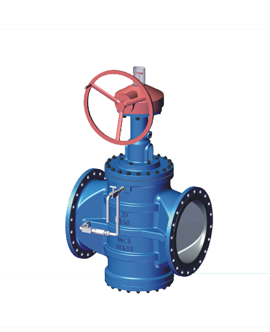 Double Bleed and Block Plug Valve