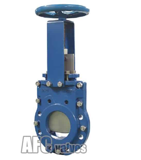 Manual Knife Gate Valve