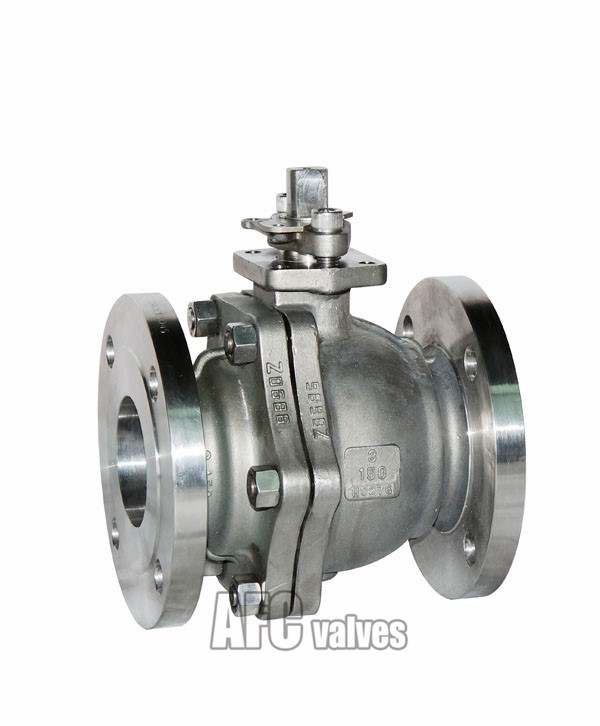 Hastelloy Ball Valve
