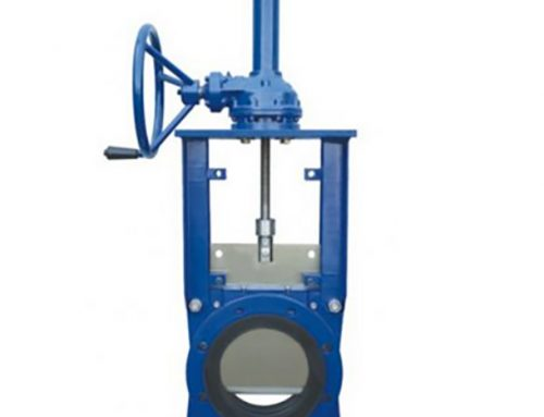 Slurry Knife Gate Valve With Manual Operation