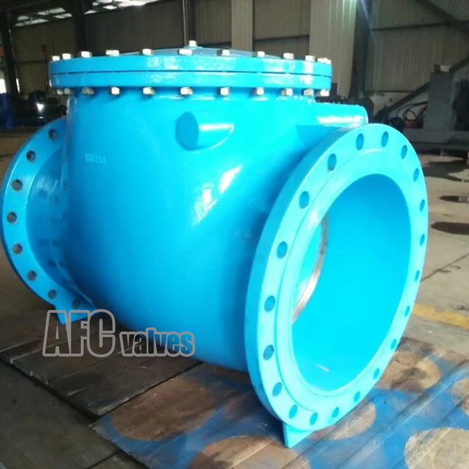 Cast Iron Check Valve
